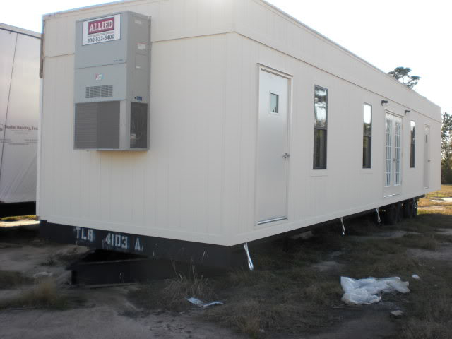 Modular Classroom Jobs ~ Construction job site trailers temporary office