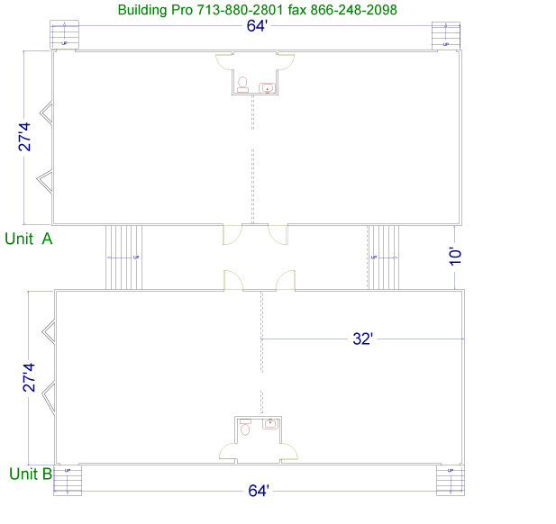 Floor Plans For Modular Or Portable Classrooms And Schools