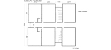 prefabricated classroom building floor plan