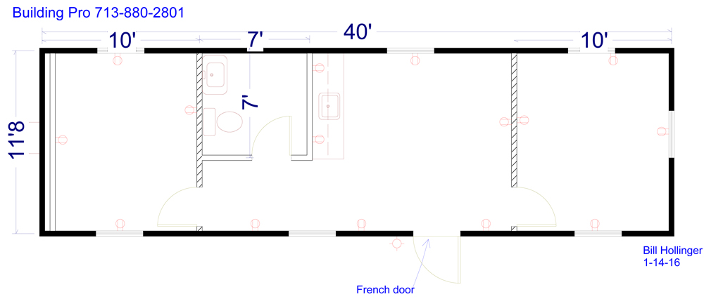 12×40 Mobile Home Plans | Flisol Home